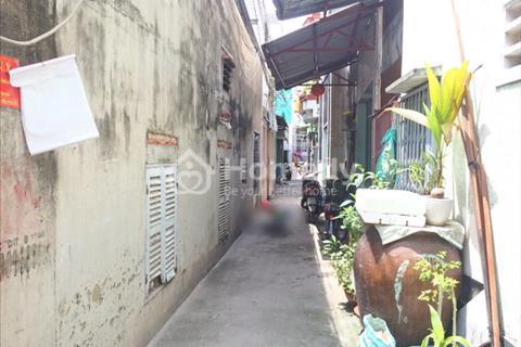 Bán gấp nhà cấp 4 lửng đường nhựa 4.5m hẻm 502 đường Huỳnh Tấn Phát, P. Bình Thuận, Q7.