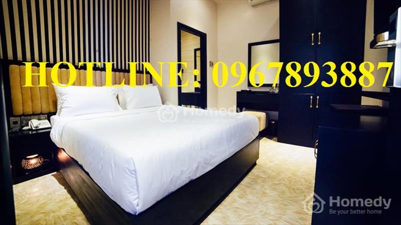 Định cư nước ngoài, chính chủ cần bán khách sạn 7 tầng đường Trần Hưng Đạo đối diện Novotel. - 4