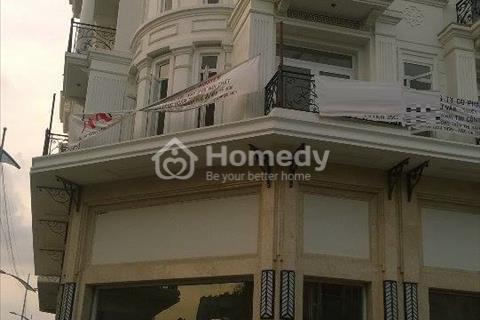 Cho thuê nhà mặt tiền Trần Thị Nghĩ, Gò Vấp dt 5x25m