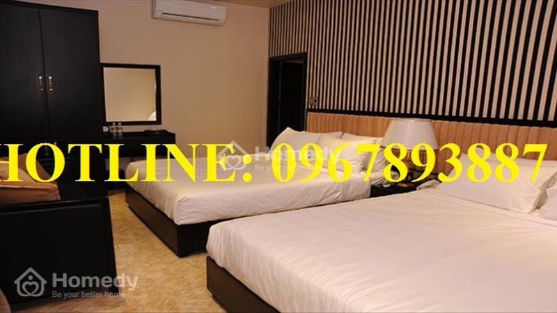 Định cư nước ngoài, chính chủ cần bán khách sạn 7 tầng đường Trần Hưng Đạo đối diện Novotel. - 3