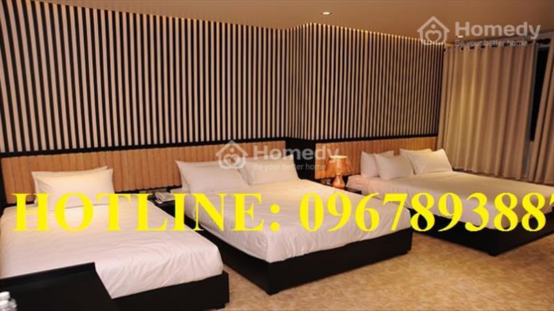Định cư nước ngoài, chính chủ cần bán khách sạn 7 tầng đường Trần Hưng Đạo đối diện Novotel. - 2