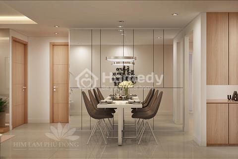 Chính chủ xuất cảnh cần cho thuê gấp căn hộ cao cấp Him Lam Chợ Lớn, 86 m2, full nội thất