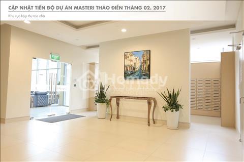 Căn hộ Masteri Thảo Điền giá rẻ cần chuyển nhượng Gấp, Đã nhận nhà
