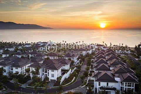 Xuất ngoại cần bán biệt thự 500m2 gần biển, khu phố Tây, MT đường Chế Lan Viên - Đà Nẵng.