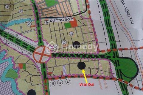 Đất nền xã Phước Thái Quốc Lộ 51. Giá rẻ chỉ 2,3Tr/m2, sổ riêng, xây dựng tự do.