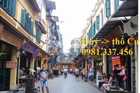 Cho thuê nhà mặt phố Cát Linh diện tích 100 m2, mặt tiền 4m. Gía 22 triệu/ tháng