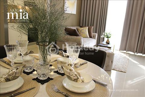 Cơ hội sở hữu căn hộ cao cấp ngay mặt tiền Nguyễn Văn Cừ nối dài với chỉ 20 triệu/tháng