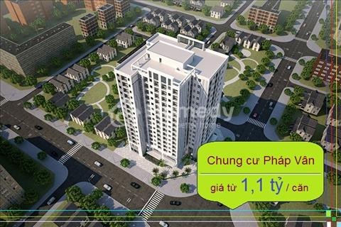 Chung cư South Building Pháp Vân Tứ Hiệp các căn 61 m2 giá 1 tỷ 297