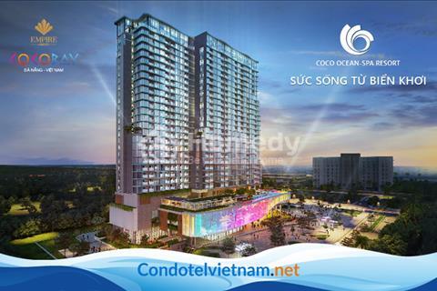 """Condotel coco Ocean-Spa Resort căn hộ siêu sang nhận """" Vàng """"may mắn"""