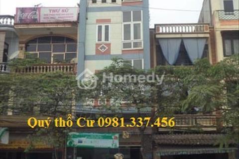 Cho thuê nhà mặt  phố Phan Đình Phùng, diện tích 185 m2, mt 5m