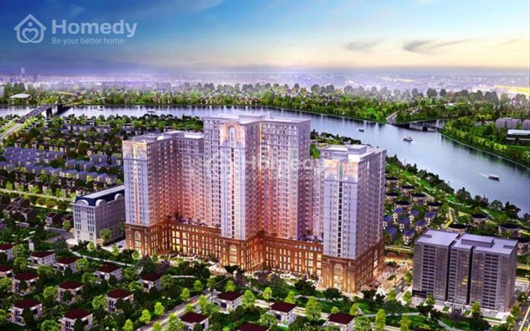 Shophouse Saigon Mia chỉ 5,8 tỷ/căn - Mở bán với chính sách tốt nhất