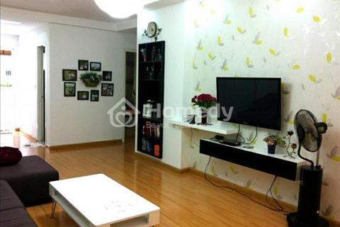 Chính chủ giao bán căn hộ 46 m2 chung cư HH4C Linh Đàm giá rẻ, thiết kế đẹp.