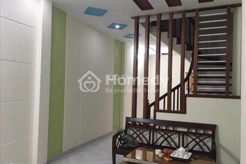 Bán nhà Nguyễn Khang,Yên Hòa,Cầu Giấy,50m2x5 tầng mới cực đẹp.cách phố30m.taxi nhỏ đỗ cửa.Giá 4.6tỷ