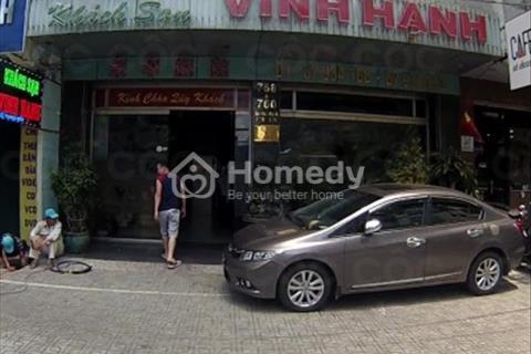 Bán khách sạn 2 căn liền kề mặt tiền đường Sư Vạn Hạnh