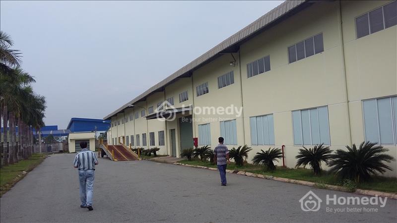 Bán đất công nghiệp 14.200 m2 có nhà xưởng 7.150 m2 khu công nghiệp Quang Minh, Hà Nội - 1