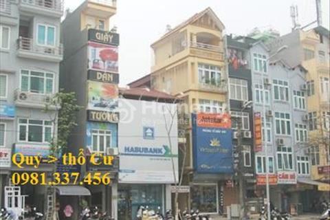 Cho thuê Mặt  Phố Nguyễn Hữu Huân 35 m2 x 1.5 tầng. Giá 40 triệu/ tháng