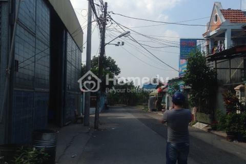 Sang nhượng nhà xướng Dt 1000M2 ở đường Phan Văn Hớn. Giá 12 Tỷ, SHR
