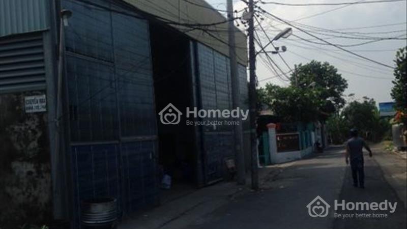 Sang nhượng nhà xướng Dt 1000M2 ở đường Phan Văn Hớn. Giá 12 Tỷ, SHR - 3