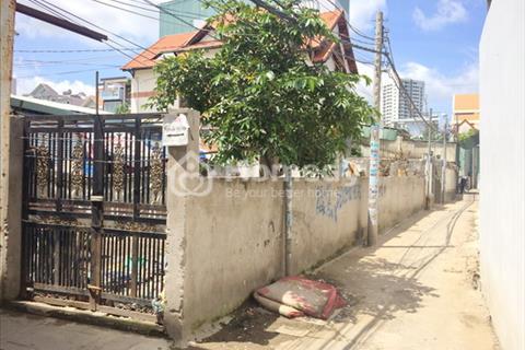 Bán gấp lô đất thổ cư lô góc 2 mặt tiền hẻm ô tô đường Nguyễn Thị Thập, P. Tân Phú, quận 7