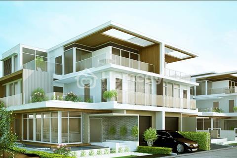Bán biệt thự đường Lam Sơn P.2, Q. Tân Bình DT : 8m x 20m Giá 14 tỷ