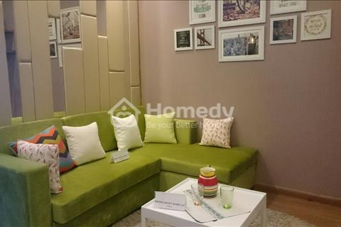 Căn hộ Gamuda The Two diện tích 45 m2 - View vườn treo cam kết rẻ nhất thị trường