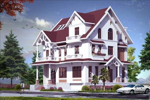 Bán biệt thự cao cấp The Phoenix Garden - Đan Phượng, khu nghỉ dưỡng phía Tây Hà Nội