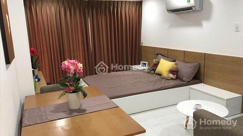 Còn duy nhất 2 căn có 2 giường, diện tích 40m2 (nội thất y hình dưới đây) đường Nguyễn Kiệm - 3