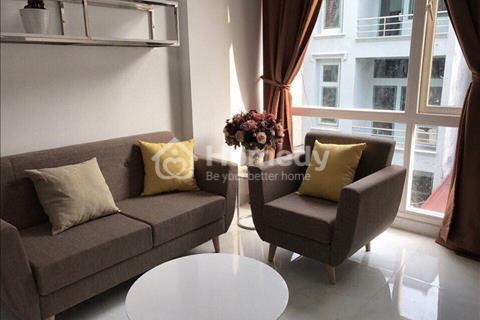 Còn duy nhất 2 căn có 2 giường, diện tích 40m2 (nội thất y hình dưới đây) đường Nguyễn Kiệm