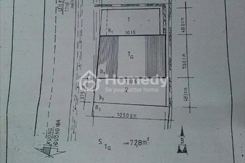 Chính chủ bán đất 72 m2 cột 2 gần Kênh Liêm giá rẻ