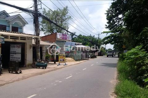 Ngân hàng thanh lí lô đất ngay trung tâm thị trấn Củ Chi