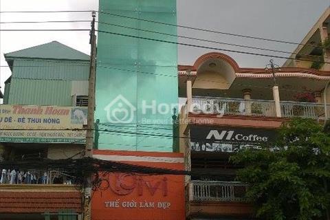 Cho thuê gấp nhà Nguyễn Văn Lượng, P17, DT 4x23, 8 tầng