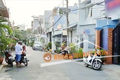 Bán nhà 1 lầu mặt tiền kinh doanh đường số 33, P. Tân Kiểng, Quận 7.