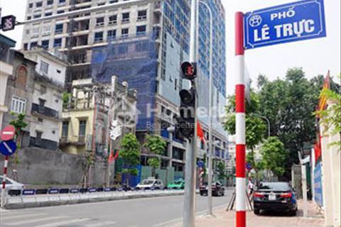 8b Lê Trực bán căn 90 m2 hướng Nam view đường Trần Phú rất đẹp