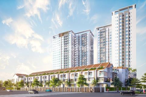 Điểm danh các dự án nhà phố mở bán tại Hồ Chí Minh đầu năm 2017