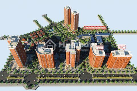 Bán biệt thự liền kề 4 tầng Khu đô thị Nghĩa Đô diện tích 138 m2, hướng chính Bắc.Giá 122 triệu/m2