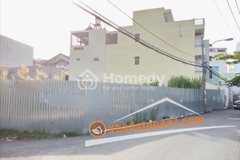 Bán đất nền BT sân vườn hẻm nhựa 8m Tân Mỹ, P. Tân Thuận Tây, Q7.