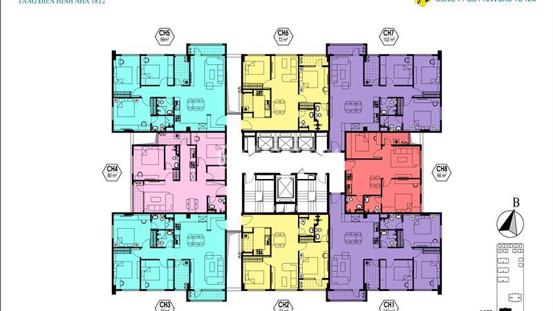 Chung cư ct15 việt hưng – việt hưng green park nhận đặt chỗ các căn đẹp nhất tòa t3 - 2