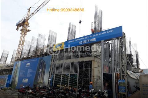 Chung cư FLC Green Home, chung cư Green Home 18 Phạm Hùng, giá hấp dẫn