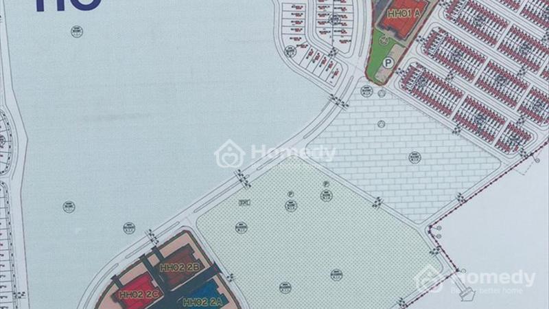 Tôi đang bán căn hộ số 12 tầng 12 Tòa Nhà HH02-1A tại Chung cư Thanh Hà - 2