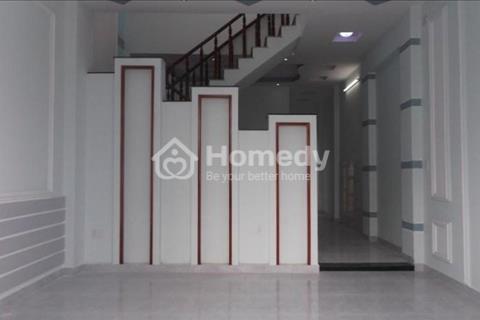 Bán nhà Hóc Môn 100 m2, 1 lầu đúc thật gần trường Bà Điểm 500 m