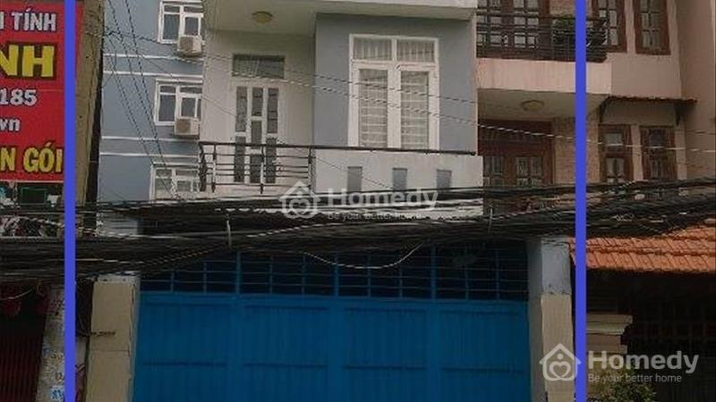 Cần bán gấp nhà Lê Đức Thọ, phường 6. Diện tích công nhận 86m2, 2 lầu - 1