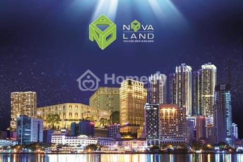 """Bùng nổ dự án bất động sản cao cấp tại """"đất vàng"""" quận 2 của Novaland"""