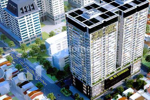 Capital Garden 102 Trường Chinh cho thuê mặt bằng kinh doanh tầng 1