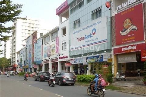 Cho thuê nhà phố Mỹ Toàn mặt tiền đường Nguyễn Văn Linh quận 7