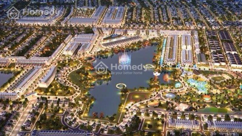Dự án Cát Tường Phú Sinh Ecco City - Đức Hòa Long An - 1