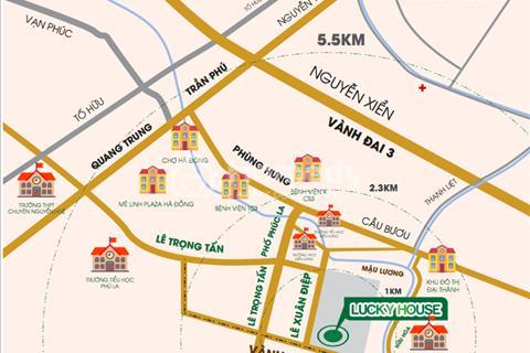 Nhà ở xã hội Lucky House - Kiến Hưng giá chỉ 13 triệu/ m2