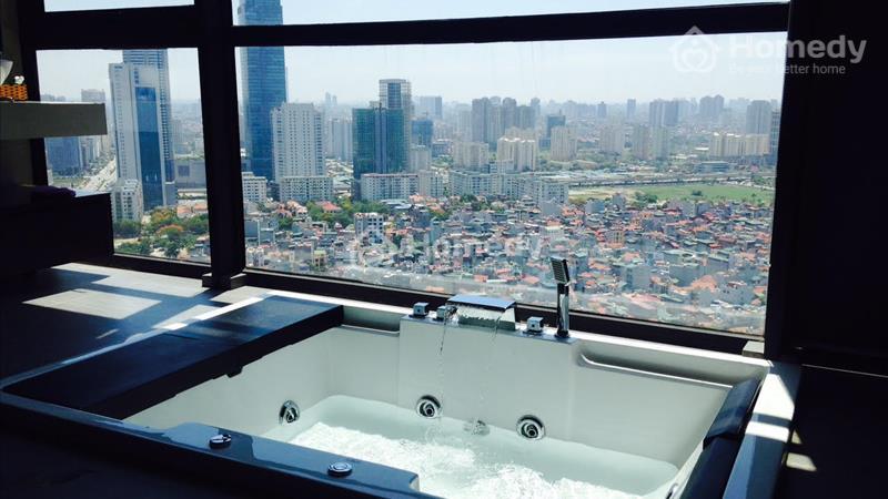 Cần tiền bán gấp penthouse chung cư Golden Palace Lê Văn Lương - 2