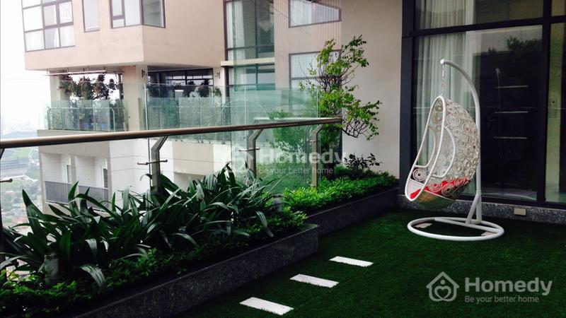 Cần tiền bán gấp penthouse chung cư Golden Palace Lê Văn Lương - 4
