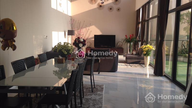 Cần tiền bán gấp penthouse chung cư Golden Palace Lê Văn Lương - 3