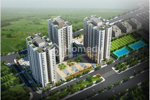Chung cư Long Biên có bể bơi ngoài trời, giá chỉ từ 18triệu/m2